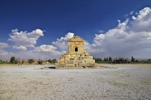 عکس آرامگاه پاسارگاد شیراز
